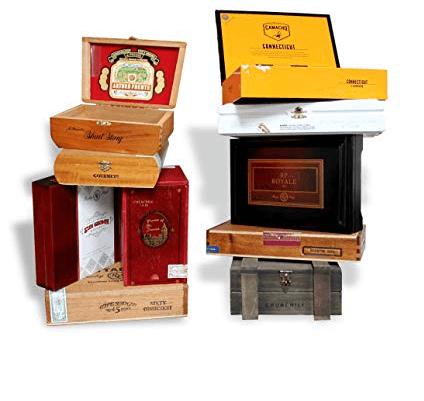 dating cigar boxes
